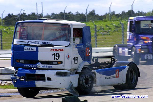 Dominique Orsini - Assen 2005