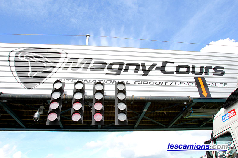 Bienvenue ? Magny Cours! - Magny-Cours 2010