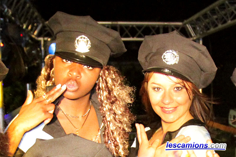 Les Dream Girls - Magny-Cours 2010