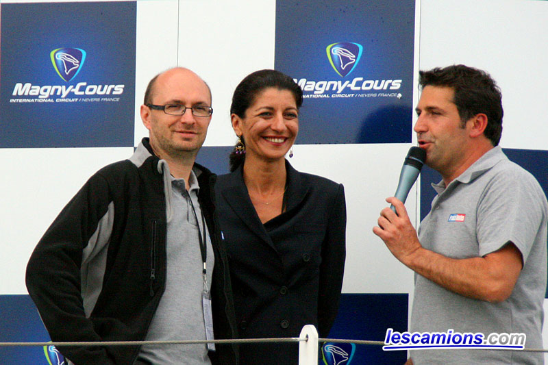 Merci ? vous! - Magny-Cours 2010