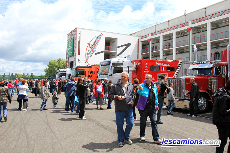Paddock - Magny-Cours 2010